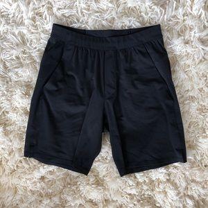 Black airing Easy shorts